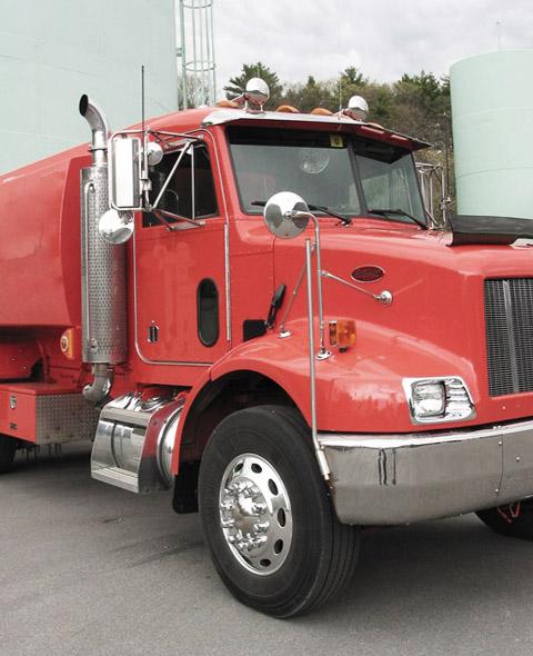 Krupa Truck